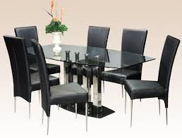 Glass Kitchen Table Sets Glass Kitchen Tables Round The Most Kitchen Table And Chair Sets