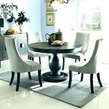 dining table set for 6 8 person round room sets chairs
