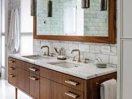 Bathroom Countertop Ideas HGTV Interesting Bathroom Vanity Countertop Ideas