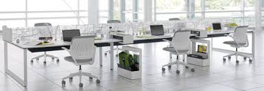 Modern office workstations Pod Style Connect Share And Achieve In Modern Collaborative Workspace Chuckiedregscom Office Workstations