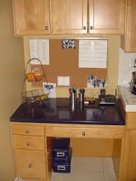 Kitchen Desk Cabinets Raasch Enterprises Inc