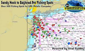 New Jersey Fishing Spots New Jersey Fishing Locations