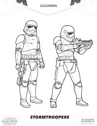 Star Wars Coloring Pages Free Printable In Page Viettiinfo