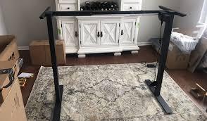 diy standing desk. Plain Desk DIY Adjustable Standing Desk Frame Inside Diy Standing Desk N