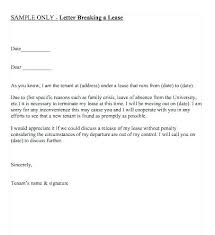 Notice Of Lease Termination Letter From Landlord To Tenant Free Lease Termination Letter From Landlord To Tenant South Africa