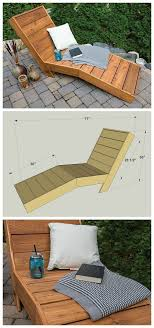 diy outdoor pallet chairs. diy outdoor chaise lounge :: free plans at buildsomething.com diy pallet chairs
