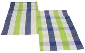 betz 3 piece kitchen tea towel set austria 100 cotton size 50x70 cm colour blue