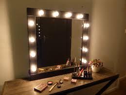 popular diy vanity mirror