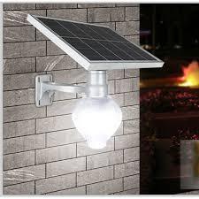 Solar Powered Automatic Lights Amazon Com Led Wall Light Solar Lights Automatic Light
