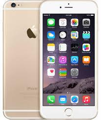 apple iphone 6 plus 64gb gold at t