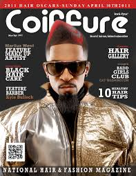 Coiffure Magazine Vol 5 March April 2011