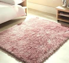 fluffy rugs a nice soft pink fluffy rug good for adding texture from rugs