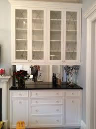 Cabinet Glass Inserts Lowes Stylish Toronto Kitchen Beveled For 16