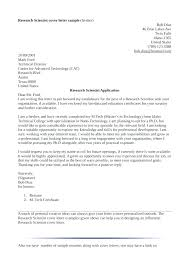 Research Assistant Cover Letter Example Administrative Assistant ...