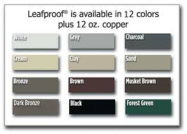 Leafproof Xp Gutter Protection 100