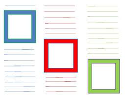 Editable Brochure Template Worksheets Teaching Resources Tpt