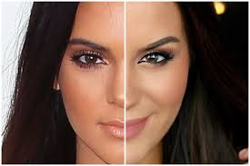 kendall jenner inspired makeup tutorial everyday bronze look you