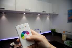 kitchen led lighting strips. brilliant led change the mood by changing colour  led lighting helps  set ambiance in with kitchen led lighting strips