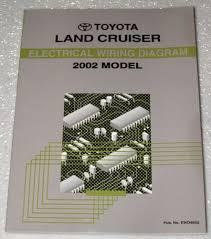 toyota land cruiser fj electrical wiring diagram original  2002 toyota land cruiser electrical wiring diagrams uzj100 series