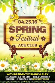 Spring Event Flyer Spring Event Flyer Template 8 Images Flyer Pixel Design