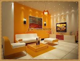 Modern Living Room Wall Colors And Two Color Wall Paint Ideas