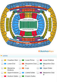 Metlife Seating Chart One Direction One Direction Metlife Stadium Seating Chart The First