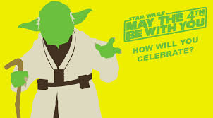 the fourth be you happy star wars day killing time yoda star wars