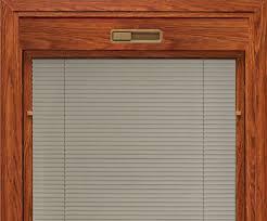 Vinyl Sliding Doors  Newtec WindowsVinyl Windows With Blinds Between The Glass