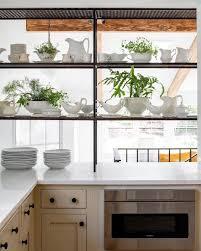 Lauren Liess Kitchens Kitchen Metal Kitchen Cabinets Steel