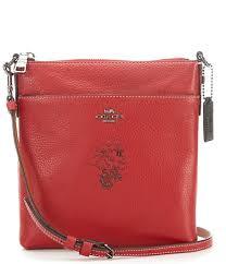 Coach x Disney Minnie Mouse Cross-Body Bag
