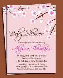 Design Sample Invitations For A Baby Shower Sample Baby