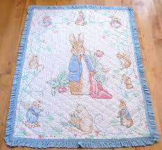 Peter Rabbit Baby Quilt & Peter Rabbit Quilt & Patchwork Peter ... & Peter Rabbit Baby Quilt & Decoration Baby Quilt And Bumper Sets . Adamdwight.com