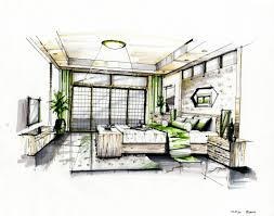 cool architecture drawing. Interior Architecture Drawing On Cool Ideas About Design Sketches Pinterest Sketch Rendering And Architectural Drawings Room Boys Decor Child Decoration N