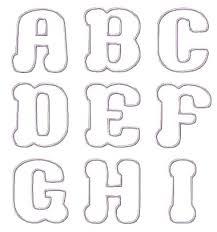 Templates Alphabet Letters Alphabet Letters Template Naomijorge Co