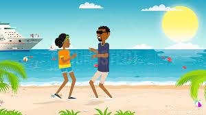 Cayman Dance Animated Music Video Sundstedt Animation Studio