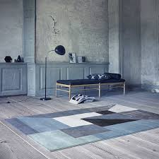 trisquare rug by linie design