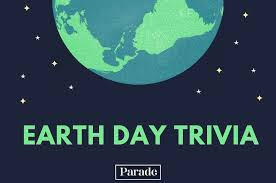 The day, marked on april 22, is the first earth day was in 1970. 50 Earth Day Trivia Questions And Answers For 2021