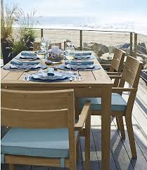 crate and barrel patio furniture. (Image Credit: Crate \u0026 Barrel) And Barrel Patio Furniture W