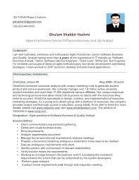 Quality Assurance Analyst Resume Stunning Software Quality Assurance Resume Gyomorgyuru