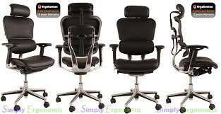 office leather chair. Overall Width Office Leather Chair E