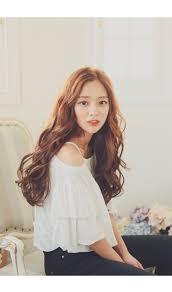 Park Seul Summer Hair ผมยาว ทรงผมลอน และ ผมลอน
