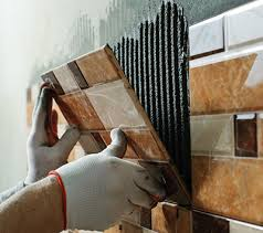 wall tile installation methods