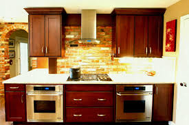 kitchen color ideas with cherry cabinets. Full Size Of Kitchen Backsplash Ideas Dark Cherry Cabinets Color With