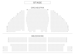 Unique Jacobs Theatre Seating Chart Jacobs Theatre Broadway