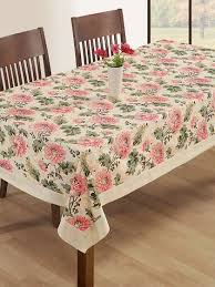 swayam rectangular cotton table cover