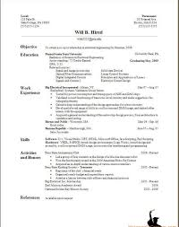 How To Do A Resume For A Job For Free Simple Resume Writing Templates How to write a basic resume 1