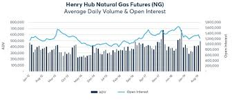 Natural Gas Ng Futures Cme Group