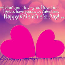 40 Sweet Cute Things To Write To Your Valentine Freshmorningquotes Delectable Cute Valentines Day Quotes