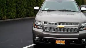 SOLD - 2011 Chevrolet Tahoe LTZ Mocha Steel - Art Gamblin Motors ...