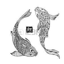 Foto Tatuaggio Pesci Immagini E Vettoriali
